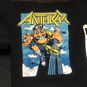 Anthrax Shirt